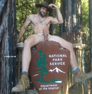 trees and men national park service