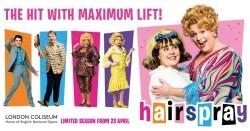 Hairspray la comédie musicale sera l'une des première comédie musicale prête pour la réouverture à Londres