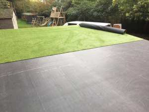 EPDM & Artificial Grass