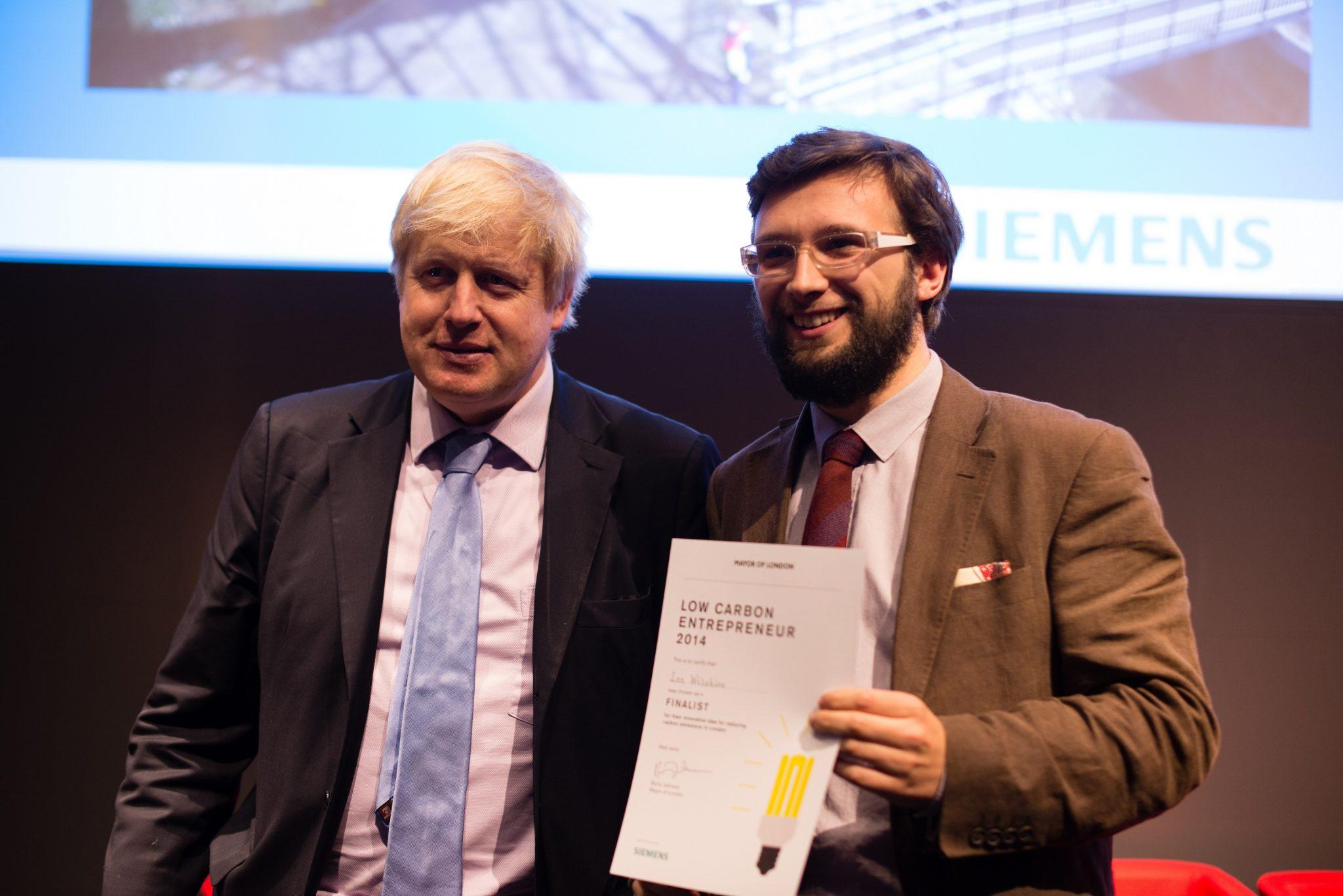 Boris Certificate