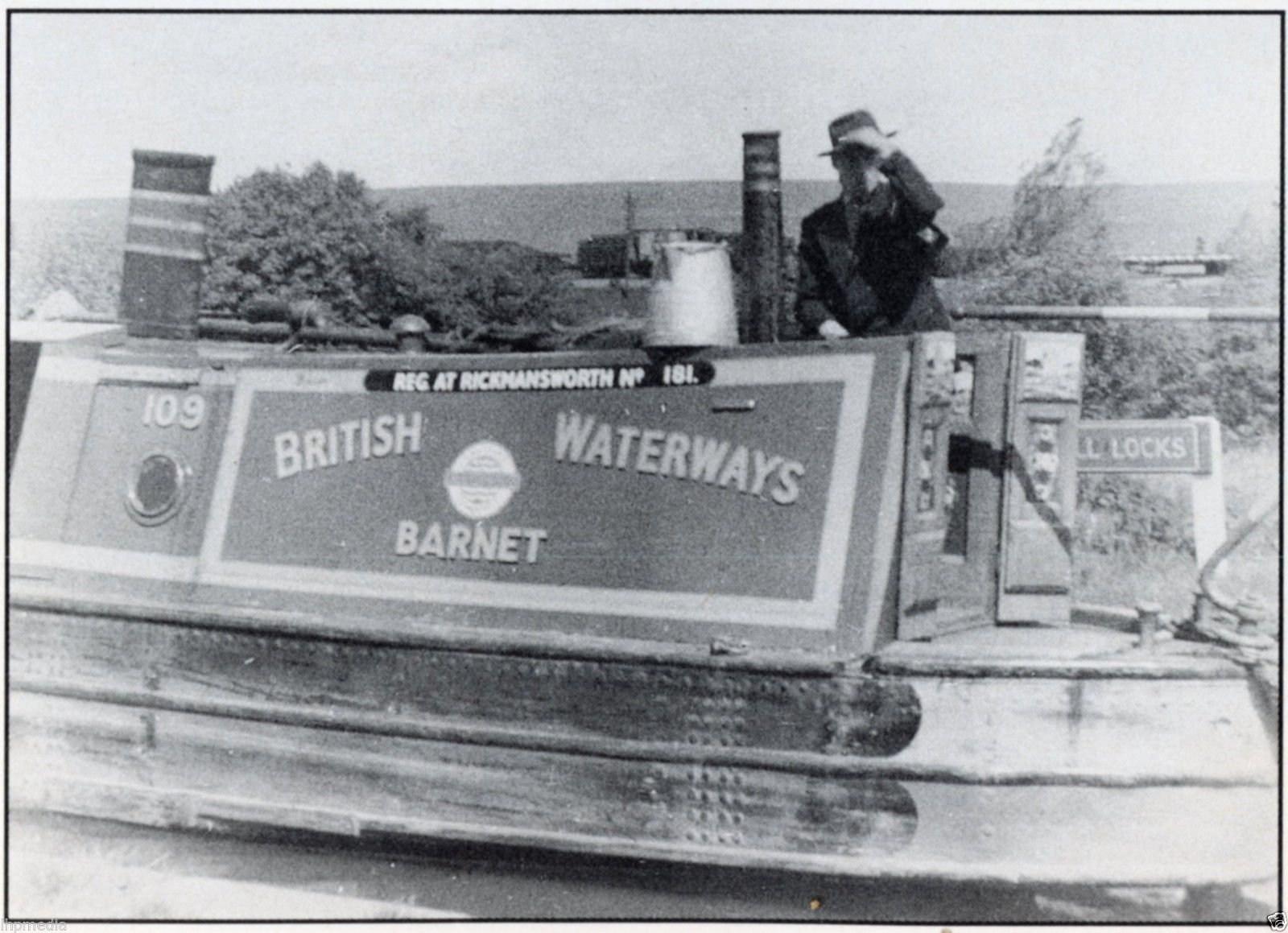 Wilf Townsend on Barnet