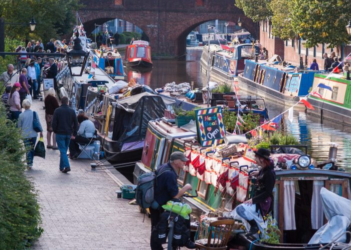 Birmingham Floating Market as photographed by Gillie Rhodes