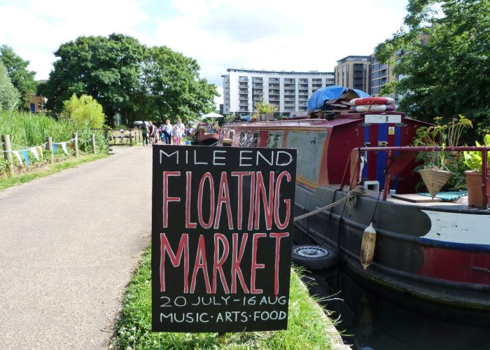 Supporting Roving Traders – London Waterways Projects