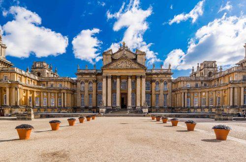 palácio de blenheim