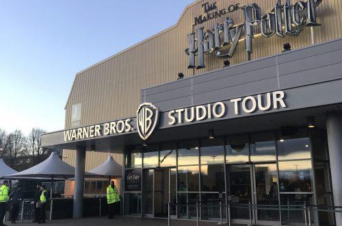 Harry Potter + Warner Bros Studio Tour