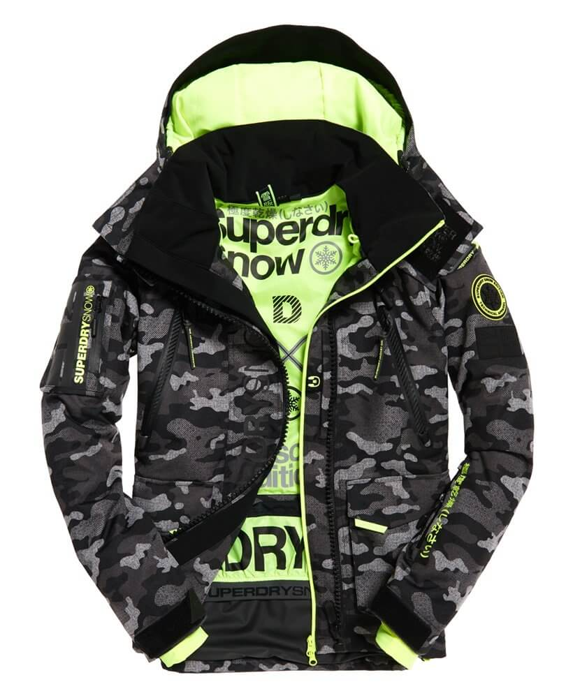 superdry snow heren