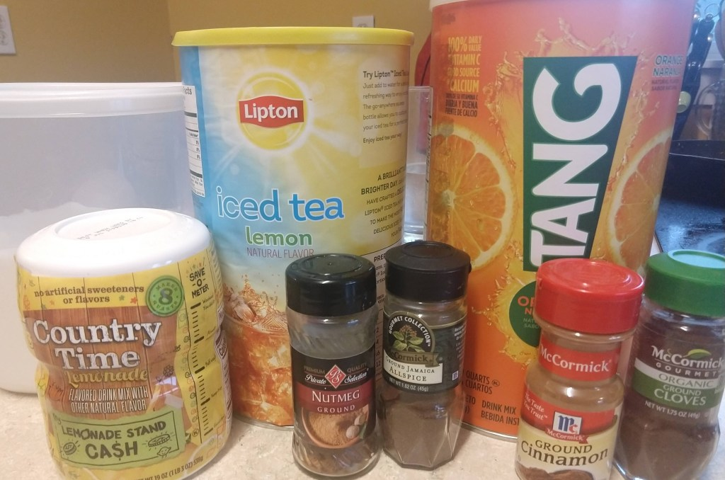 Friendship Tea Recipe