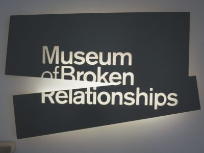 Image result for museum of broken relationships la