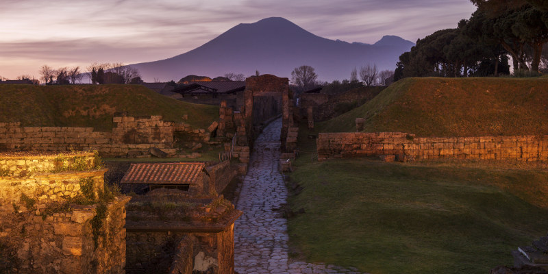 See Pompeii Before The Volcano Eruption In A New 3D Video Tour