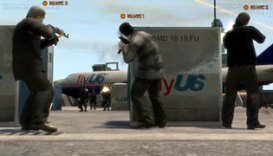 GTA IV Multiplayer Screens