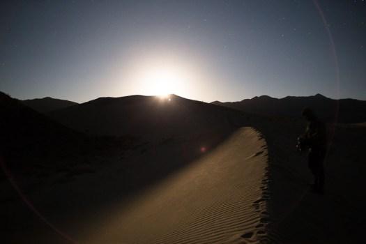 Moonset Dunes