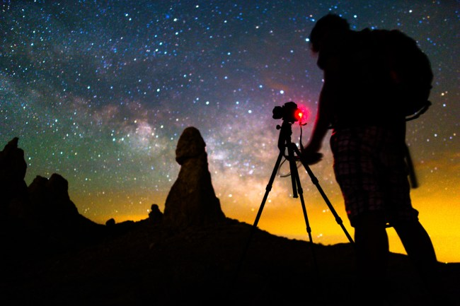 Lenses for Milky Way Photography