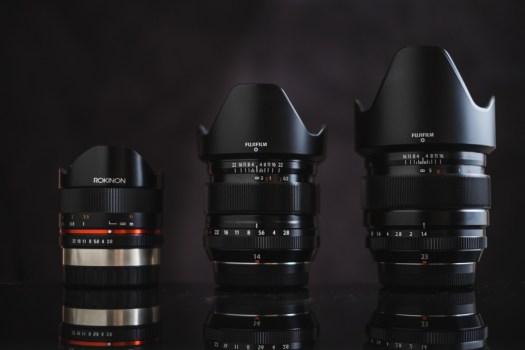 Rokinon 8mm f/2.8 UMC Fisheye II Review