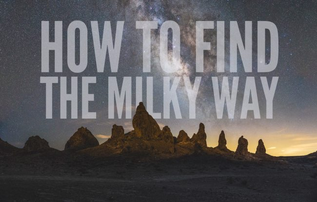 how-to-find-the-milky-way