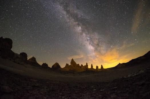 Fujifilm X-T1 Milky Way photography