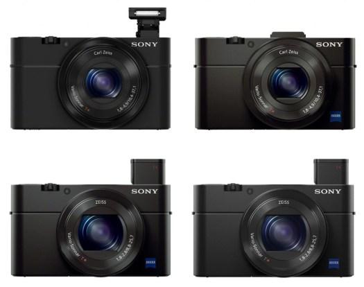 Sony RX100 Series of Cameras