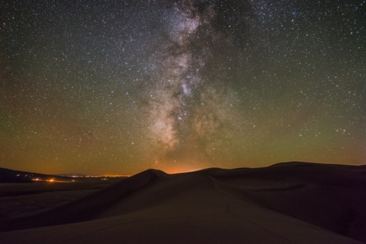 Milky Way Astrophotography with the Sony RX100III