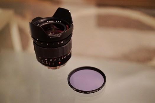 Hoya Intensifier Filter for Astrophotography