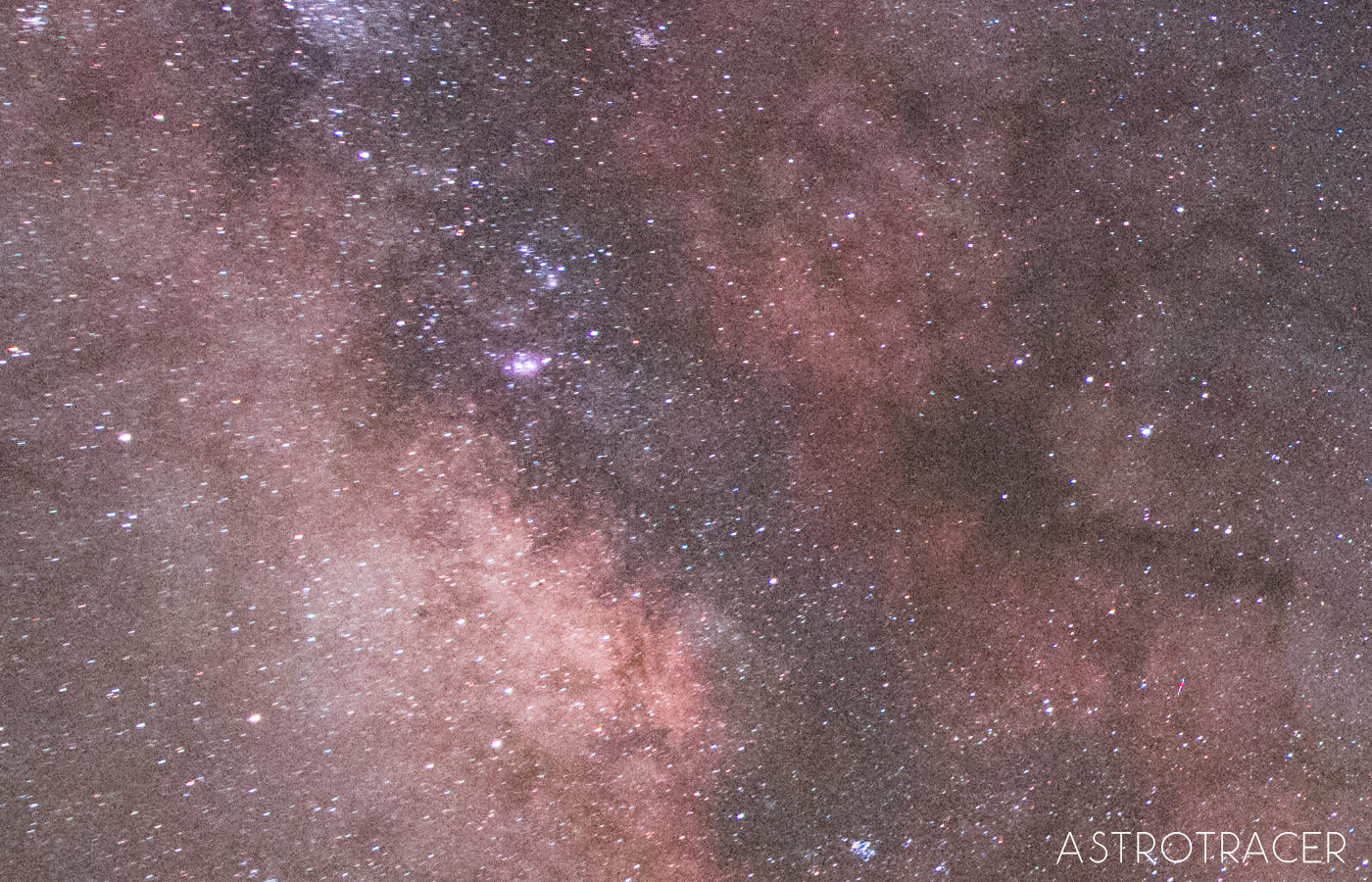 Pentax K 1 Mark Ii Astrophotography Review Lonely Speck