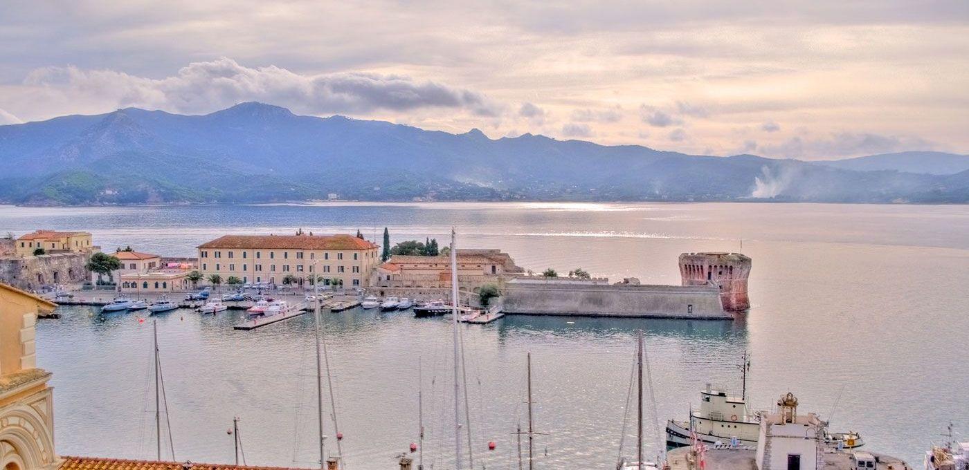 Isola d'Elba: itinerario storico a Portoferraio