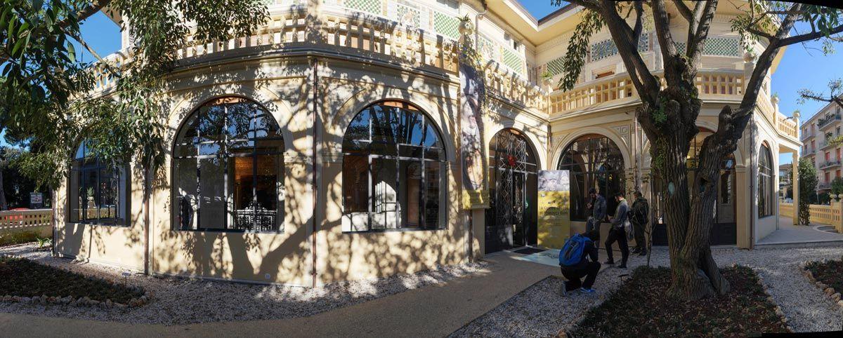 A Viareggio riapre Villa Argentina