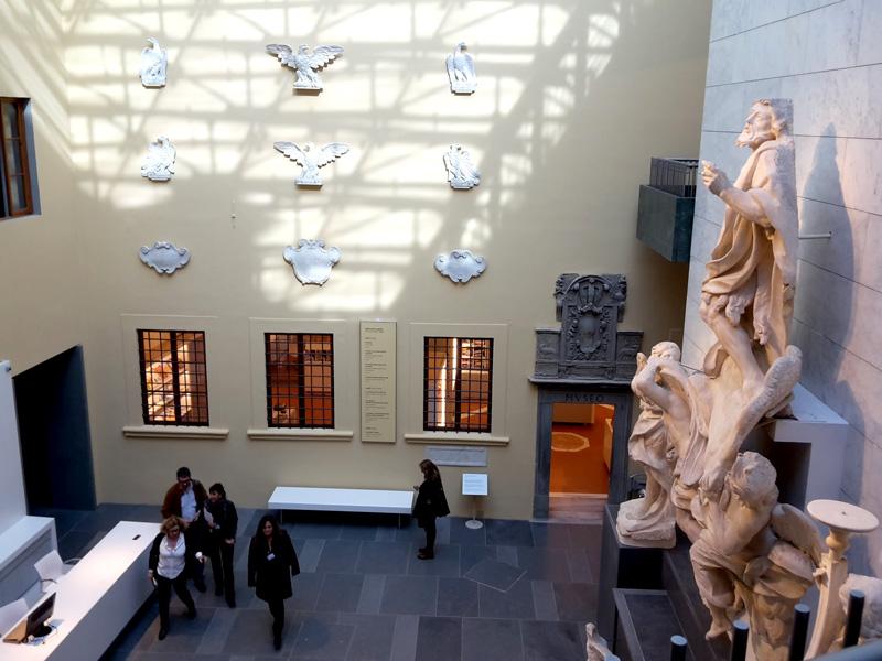 Ingresso del Grande Museo del Duomo, Firenze