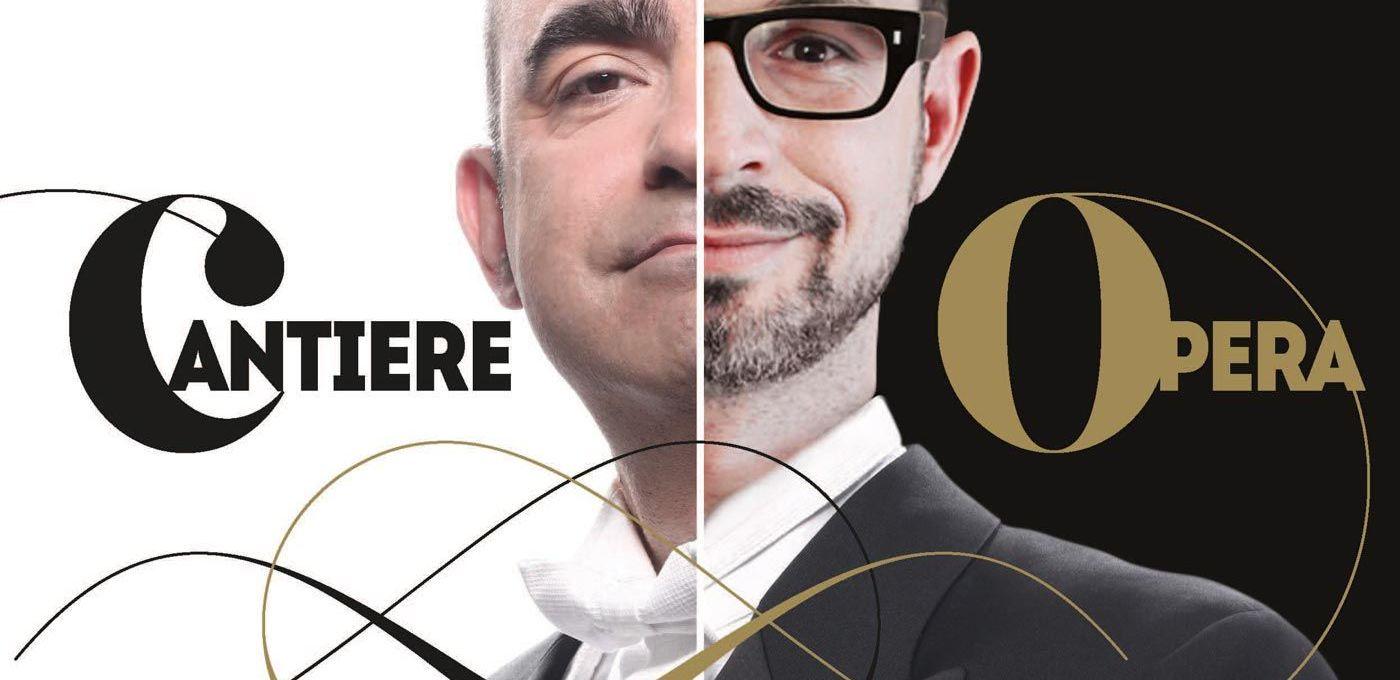 Cantiere Opera al Teatro Niccolini con Elio e Francesco Micheli