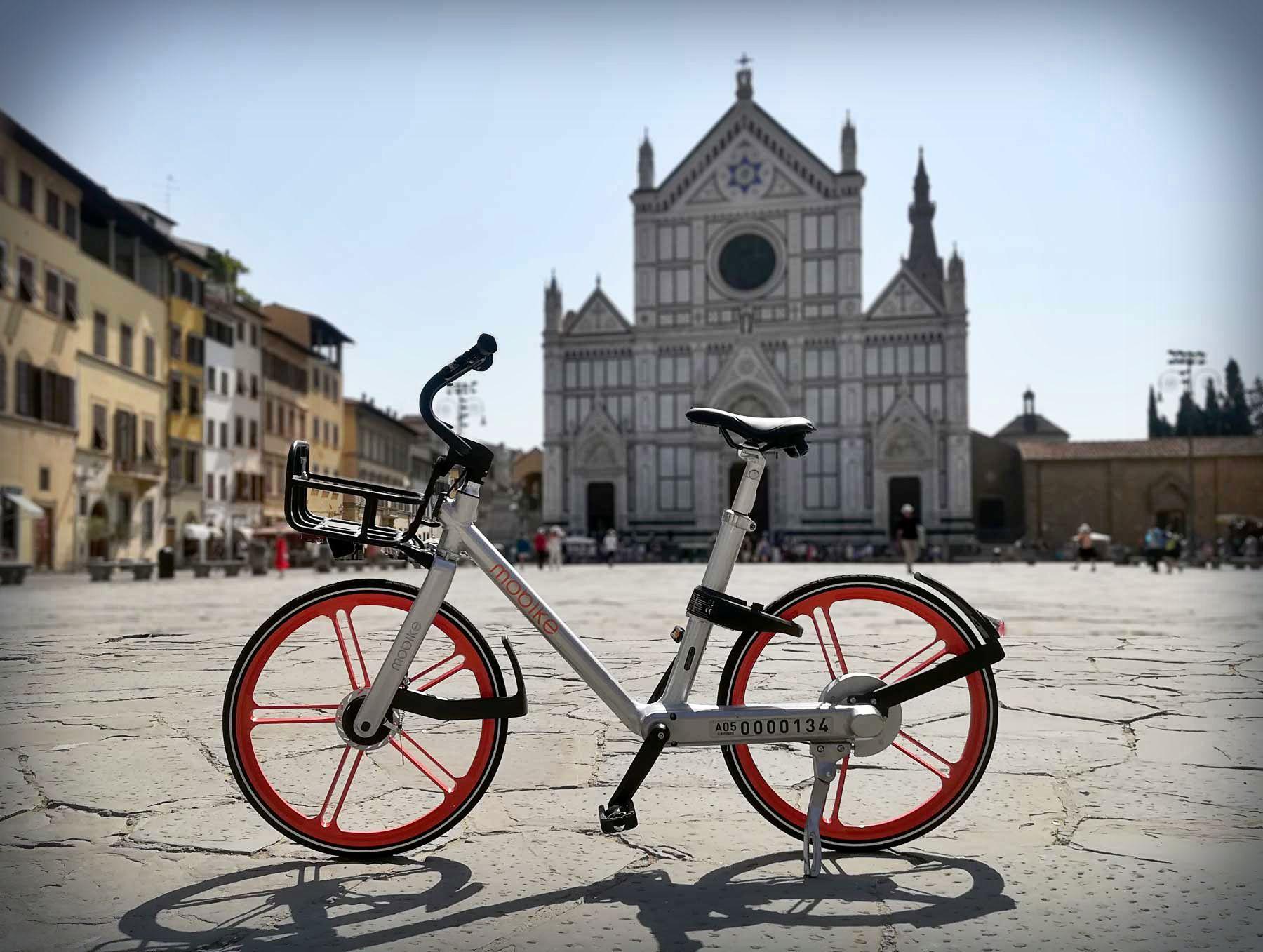 mobike il bike sharing di nuova generazione sbarca a