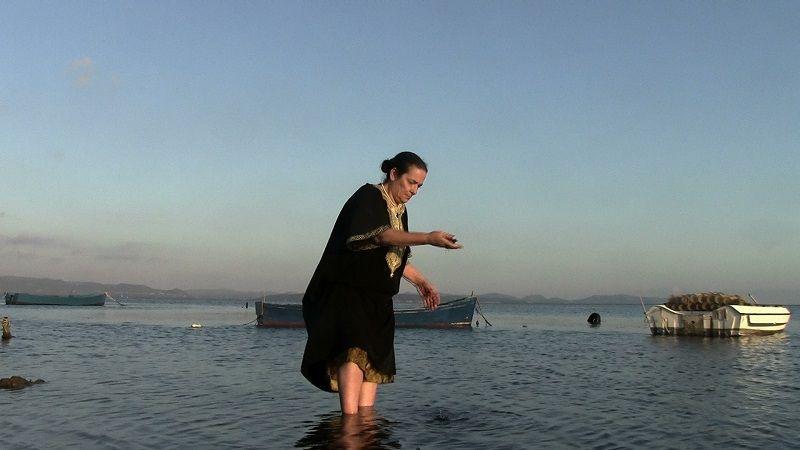 Chiara Vigo, al centro del documentario <em>Il filo dell'acqua</em> di Rossana Cingolani