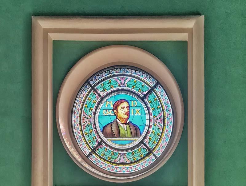 Ritratto del Conte Cesare Mattei