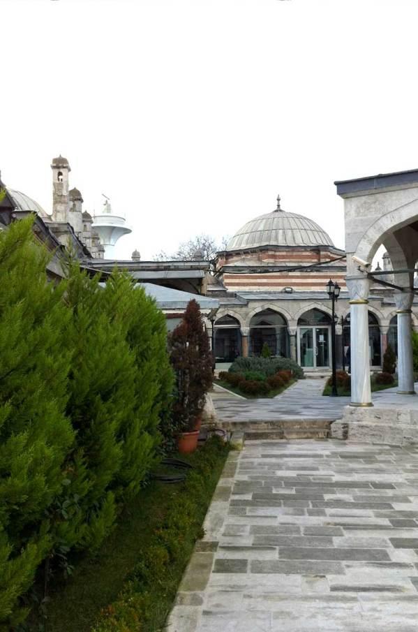 Visitare Istanbul: Moschea di Şemsi Pascià a Üsküdar