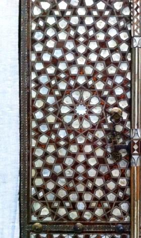 Dettaglio di una decorazioni del Topkapi, Istanbul (Foto: Caterina Chimenti / Lonely Traveller, licenza CC 2.0)