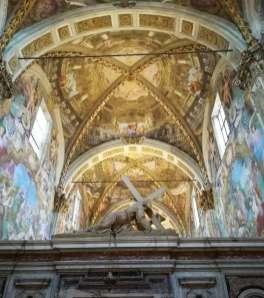 Certosa_Calci_cappella_cristo_croce