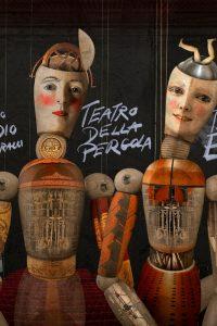 Teatro della Toscana locandina Stagione 2018-19 (autore: Walter Sardonini)