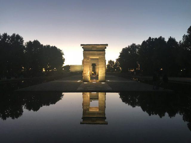 Il mio viaggio solitario a Madrid