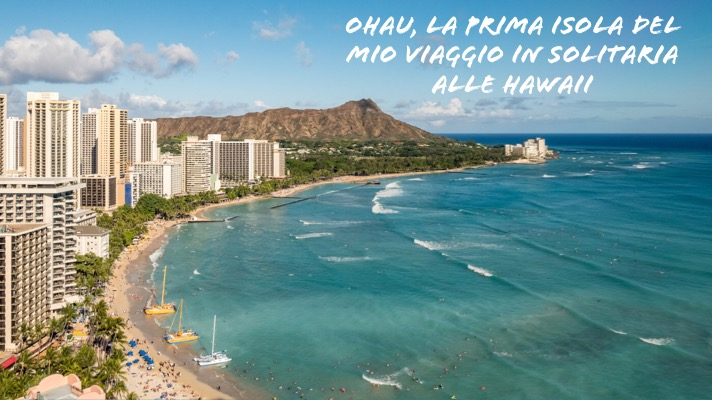 viaggio in solitaria alle hawaii