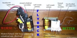Loneoceans Laboratories  Flyback Driver Circuits