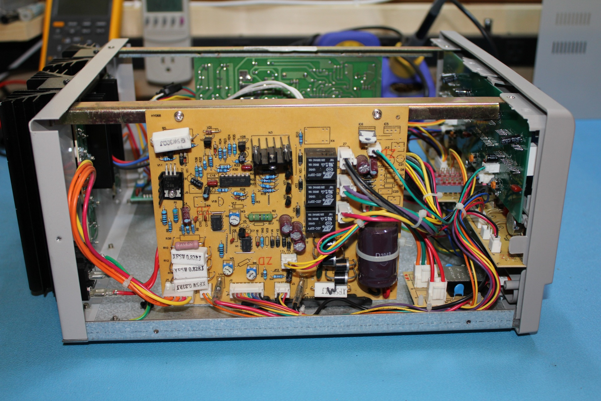 Tekpower Tp D 3 Dc Bench Power Supply Review