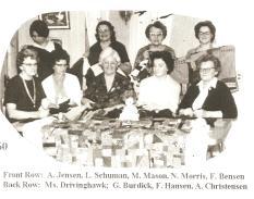 Lone Rock Homemakers - 1960