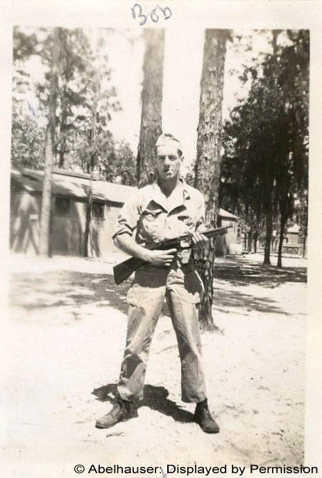 WWII Photos From Robert J Abelhauser 65th Infantry Division Lone Sentry