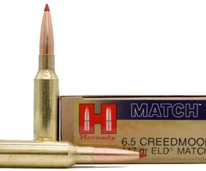 Hornady 6.5 Creedmoor 147GR ELD Match – 20rd Box