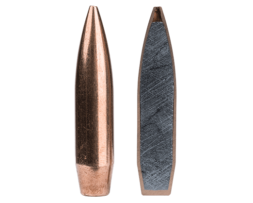 Federal Gold Medal Match 223 Remington Sierra® MatchKing® Boat-Tail Hollow Point