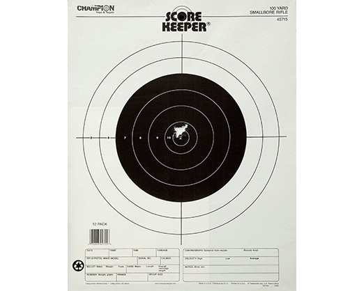 Federal Gold Medal Match 308 Winchester 168gr Sierra® MatchKing® Boat-Tail Hollow Point
