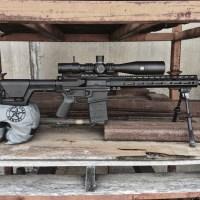 TX10 Designated Marksman Heavy Enhanced .308 Winchester 16″ Barrel w/ EOTech Vudu 3.5-18×50 & Atlas Bipod
