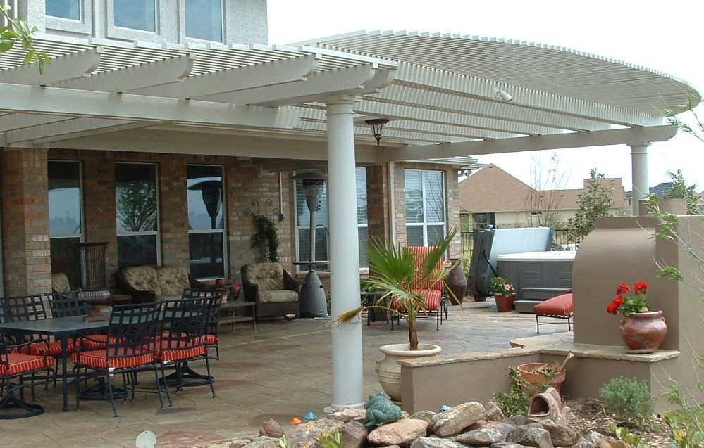Pergolas Amp Shade Arbors Houston Pergola Builders