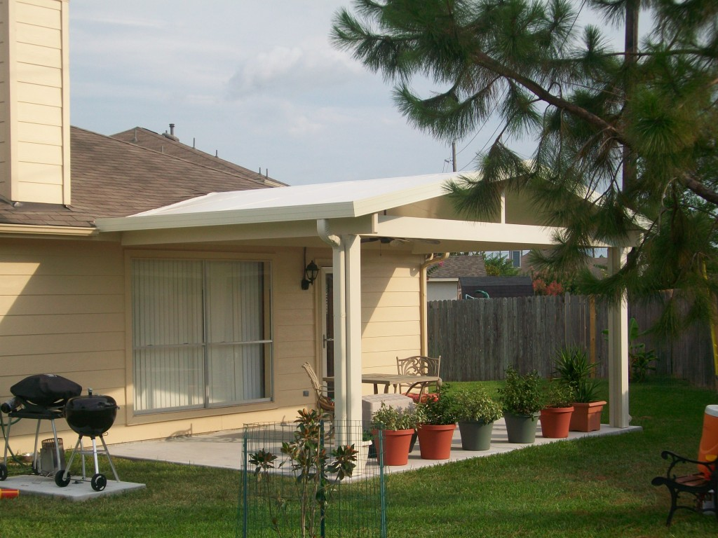 Low Cost Patio Covers - Lone Star Patio Builders on Low Cost Backyard Patio Ideas id=31354