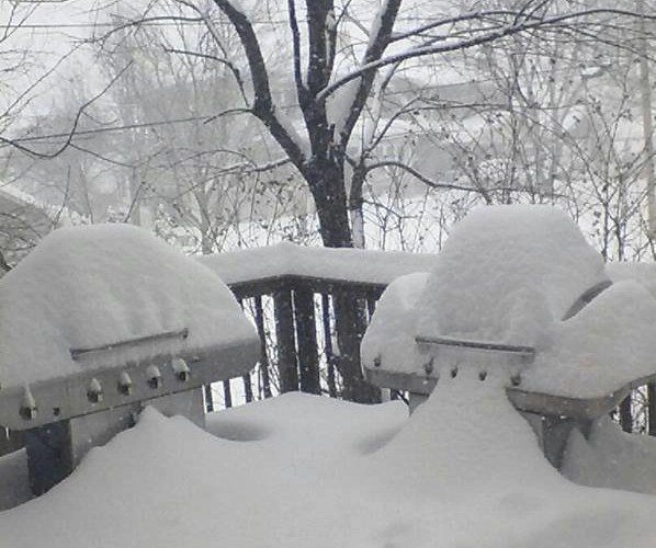 Winter Deck Care