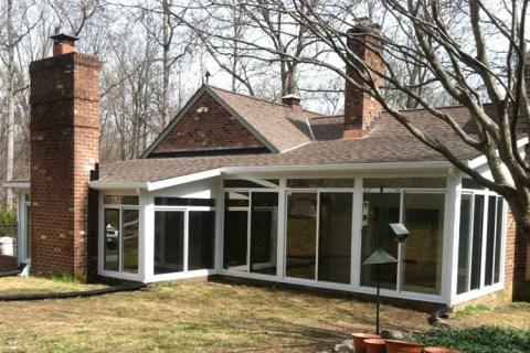 Sunrooms Lonestar Siding Amp Windows Richmond Virginia