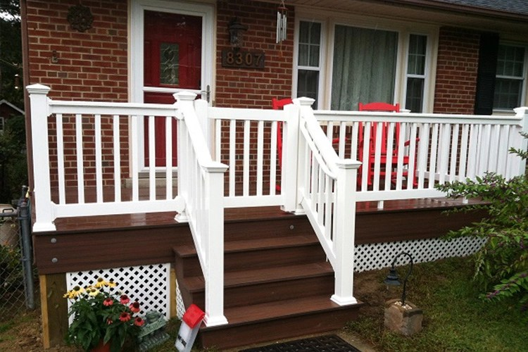 Wolf Decking by Lonestar Siding and Windows