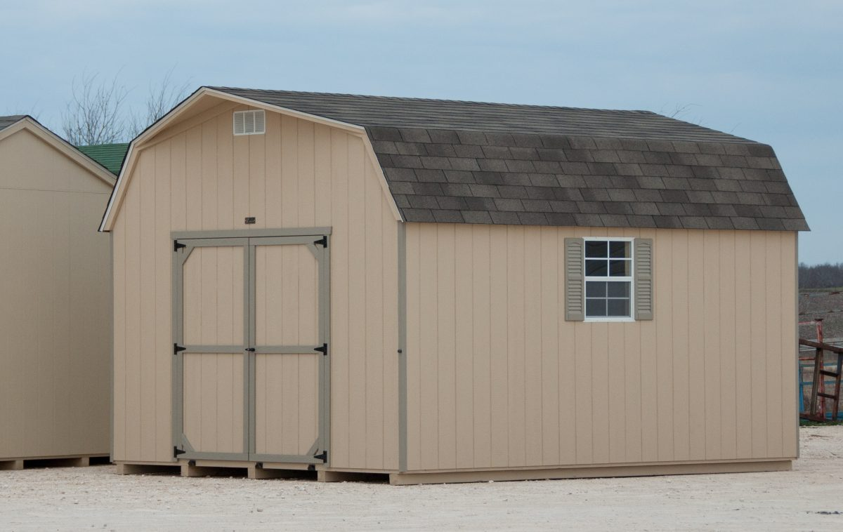 Large Outdoor Storage Sheds